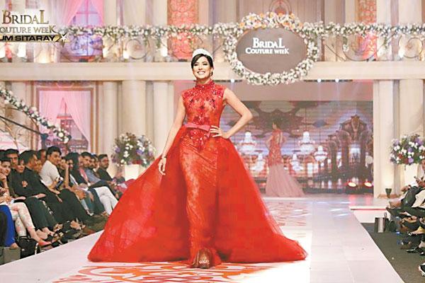 Bridal Couture Week is back this weekend