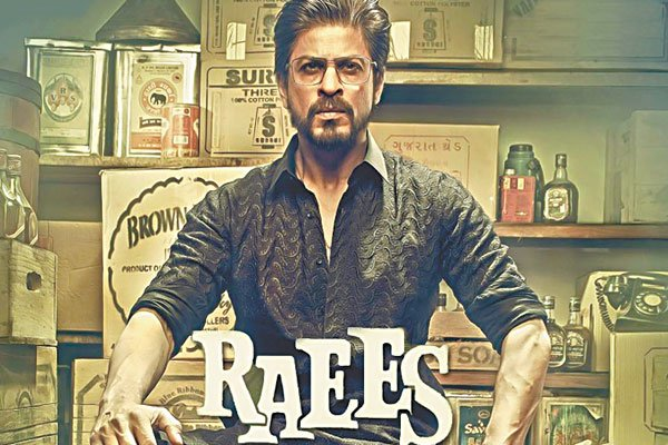 Raees delayed to January 2017