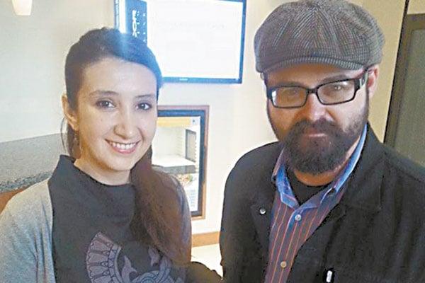 Zeb Bangash collaborates with Brooklyn-based musician for Sandaraa