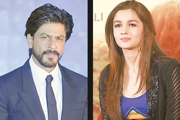 SRK and Alia Bhatt begin shooting final schedule of Gauri Shinde's next