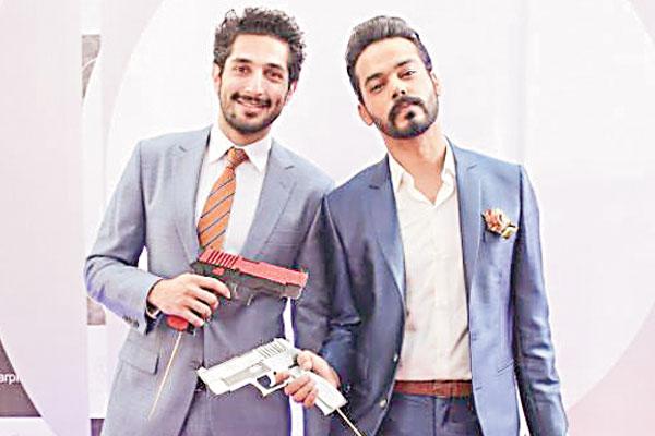 Bilal Ashraf and Gohar Rasheed sign another film together