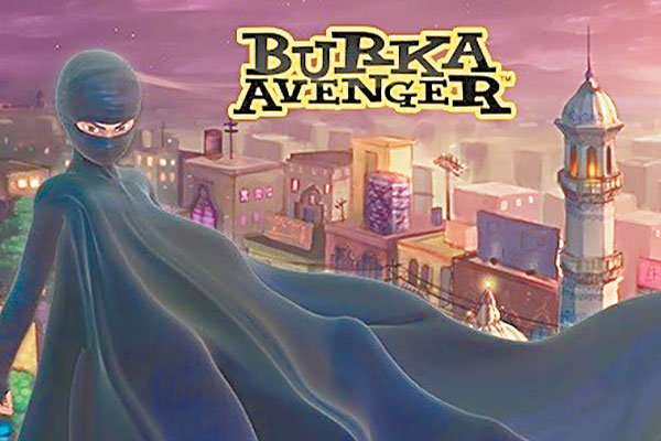 Burka Avenger screened in London