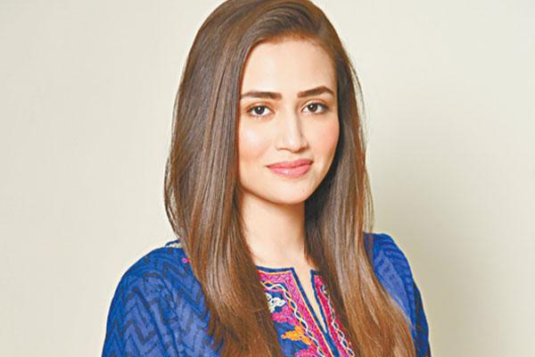 Sana Javed to make her big screen debut