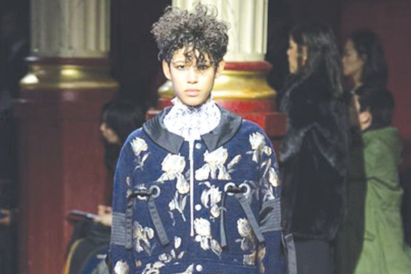 Global fashion giant H&M partners with design house Kenzo for its annual collaboration