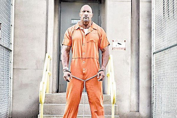 Hobbs heads to prison in Fast 8