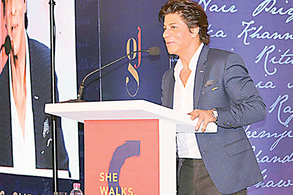 Shah Rukh Khan: This is what a feminist looks like