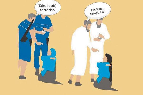 Banning the Burkini