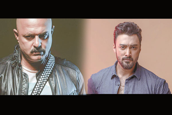 Ali Azmat and Umair Jaswal gear up for Red Bull sound clash