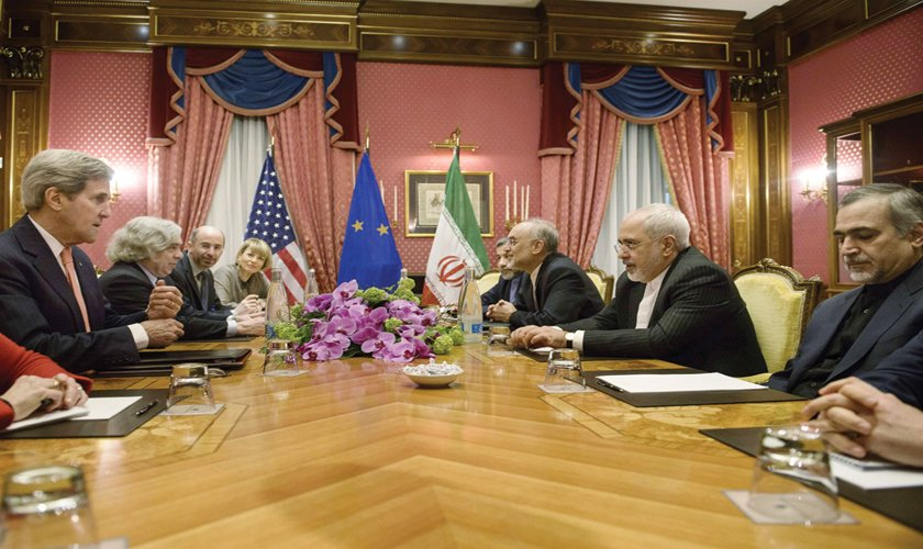 Banks cannot invest in Iran without US guarantees