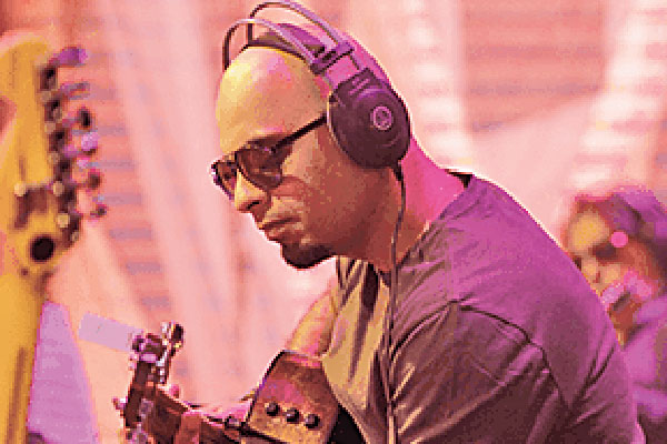 """For Kashan Admani, the experience of playing at Coke Studio 9, in his own words turned out to be """"a great experience""""."""
