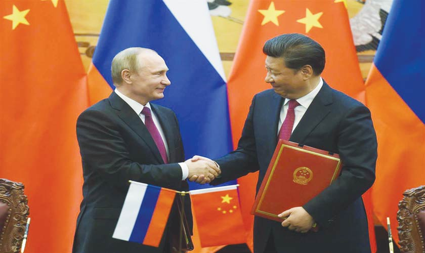 Russia makes pitch for Far East development