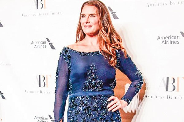 Brooke Shields chooses HSY