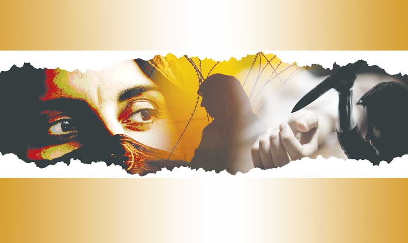 No escape for honour 'killers'