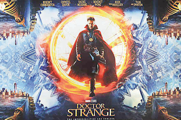Doctor Strange gets a thumbs up from critics