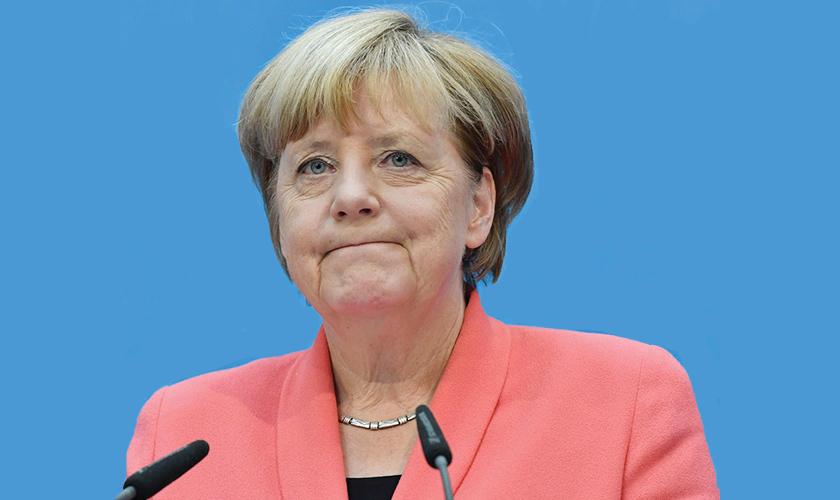 Angela Merkel seeks fourth term as German Chancellor