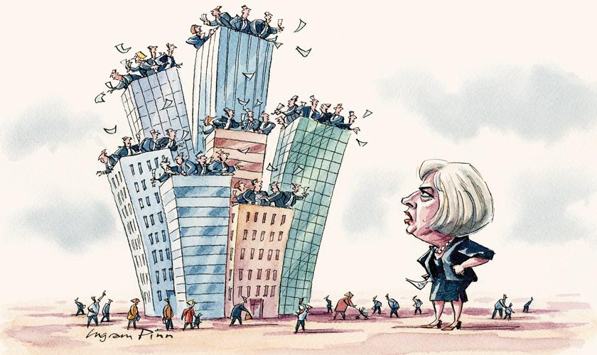 Britain's confused development aid plans