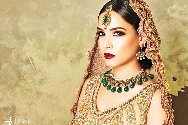Bridal makeup that doesn't break the bank