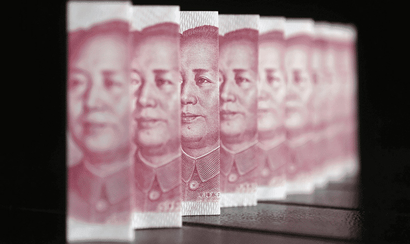 Renminbi weakness adds to China capital outflows