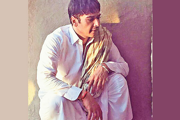 Faysal Qureshi, who essays the titular character of Laloo Lal, returns to the big screen after several years.