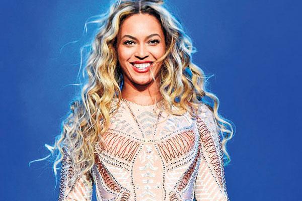Beyonce broke a new Grammy record