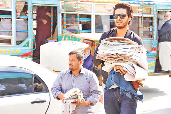 Ahsan Khan: The philanthropist and the star
