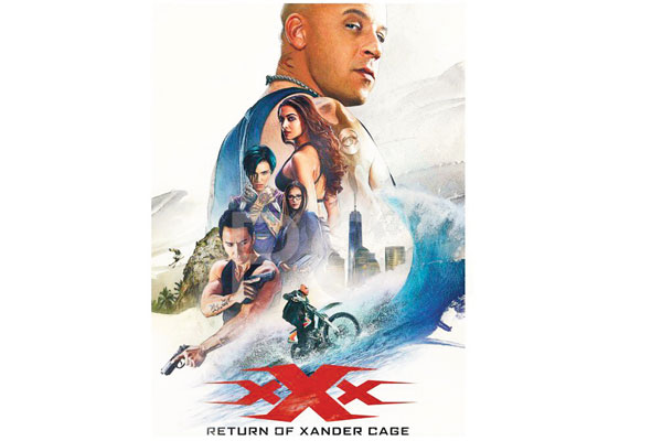 Deepika Padukone's xXx: Return Of Xander Cage To Release In India First!