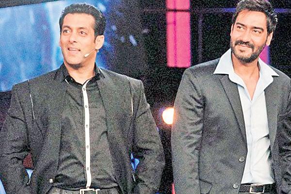 Ajay Devgn sends an emotional letter to Salman Khan