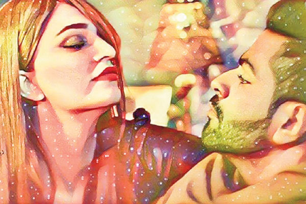 Soch's recent music video 'Dholna' features a transgender model, Rimal Ali.