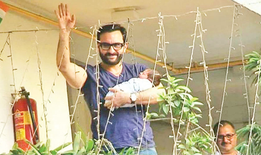 Will Saif Ali Khan change his son's name?
