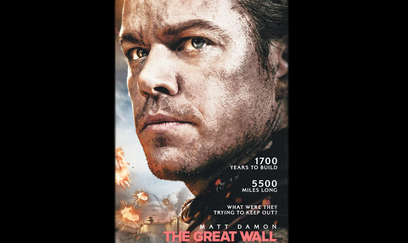 The Great Wall is for action fans only; Split puts