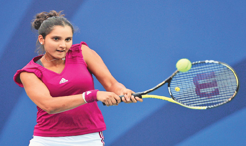 Tennis superstar Sania Mirza's Bollywood connection
