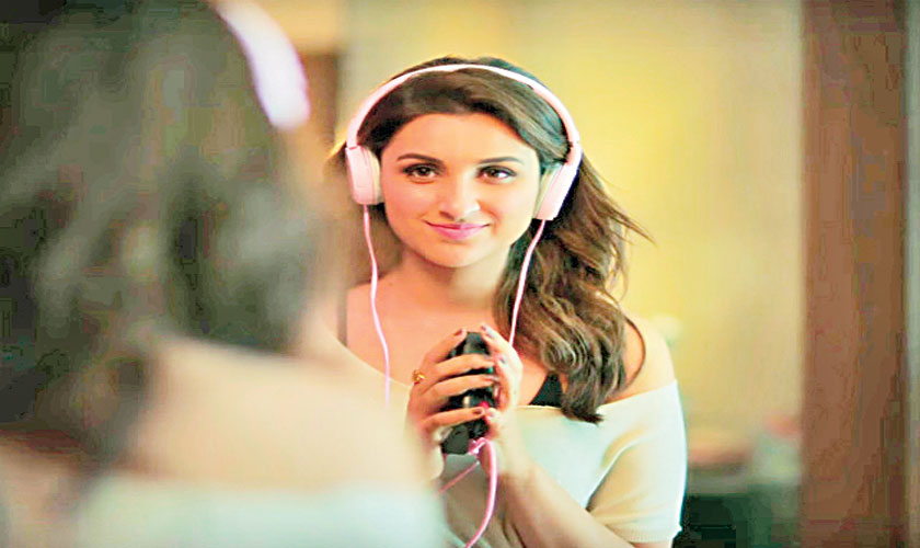 Parineeti Chopra impresses with her singing debut