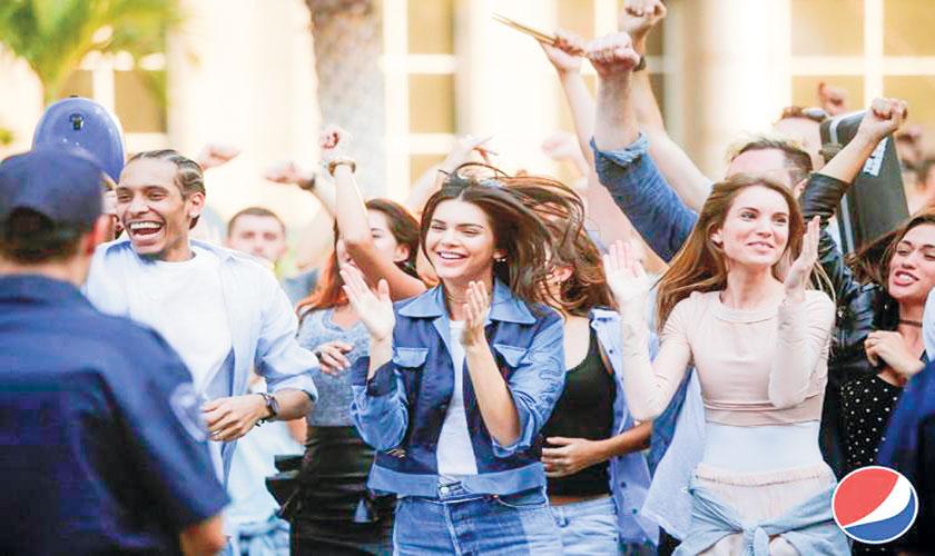 Pepsi advert with Kendall Jenner pulled after huge backlash