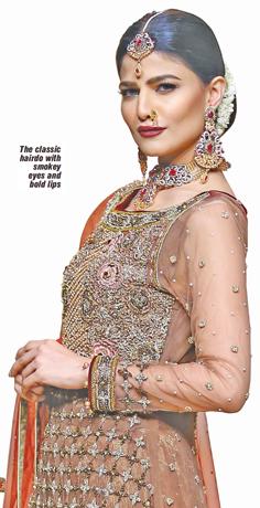 The classic bride