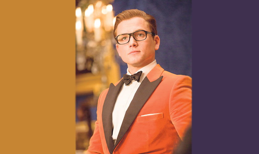 'Kingsman: The Golden Circle' lightning-fast teaser offers a hidden message