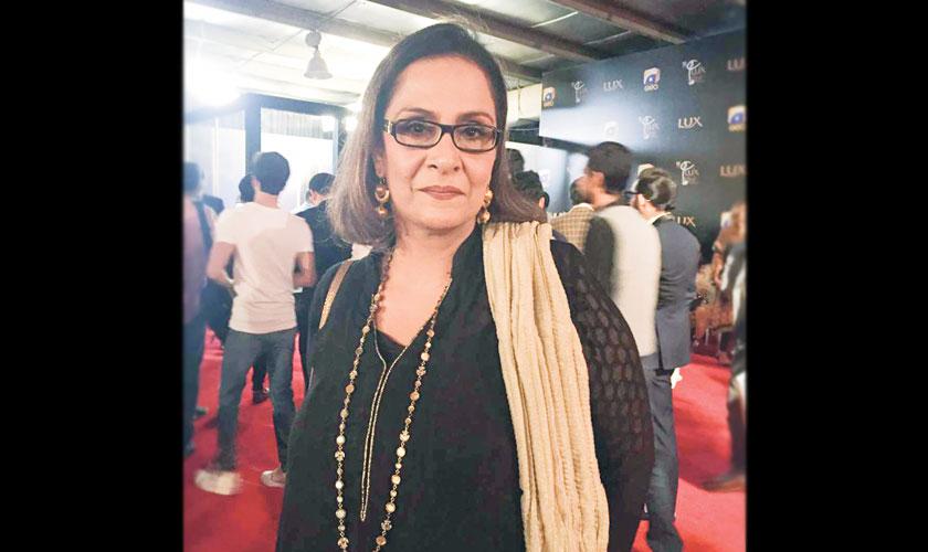 Tina Sani, who