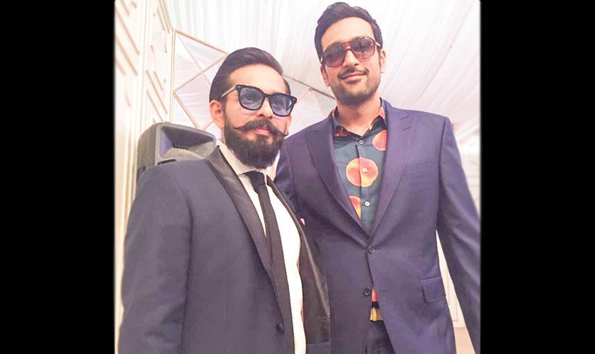 Jimmy Khan and Ali Sethi