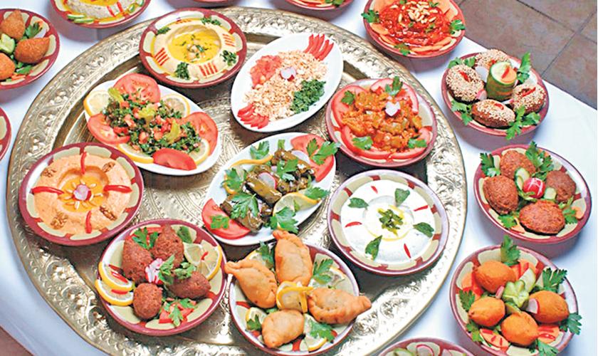 Eat like an Egyptian