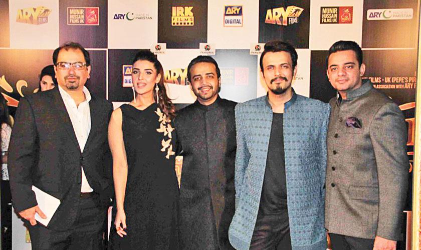 Ahmed Ali returns to the big screen