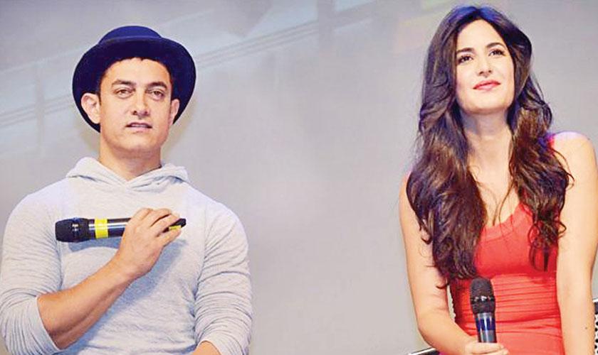 Aamir Khan's Thugs Of Hindostan gets its final thug in Katrina Kaif