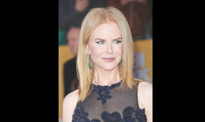 Nicole Kidman Looked Like a Modern Ballerina in This Calvin Klein Look
