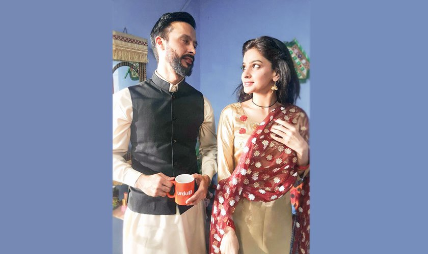 The upcoming Qandeel Baloch TV biopic, Baaghi will star Saba Qamar as the titular character while Ali Kazmi will be essaying the role of her estranged husband.