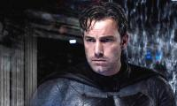 Ben Affleck's Batman run to be cut short