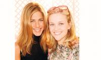 Jennifer Aniston, Reese Witherspoon to star in TV series about morning shows
