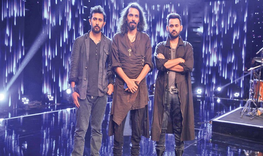 Badnaam is staying true to its rock and Sufi roots