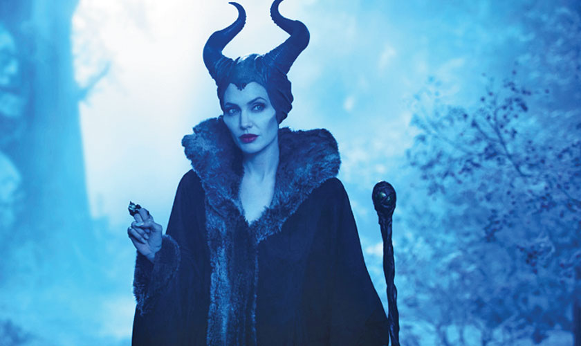 Angelina Jolie is back for Maleficent sequel