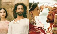 Shahid Kapoor reflects on his character in Padmavati