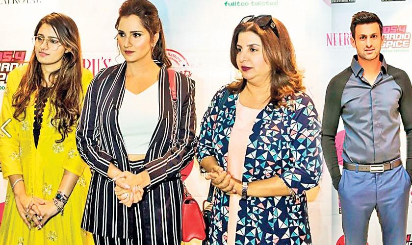 Farah Khan and Sania Mirza talk about their friendship