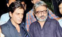 Will we see Shah Rukh Khan in Sanjay Leela Bhansali's next?