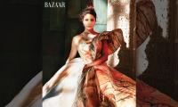 Priyanka Chopra is Harper Bazaar's cover girl
